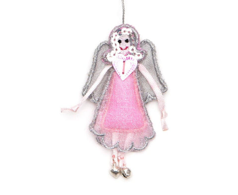 Fabric Pink Angel
