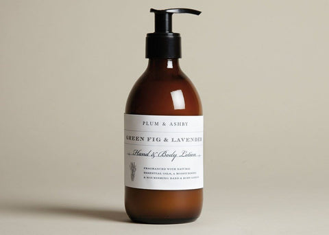 Plum and Ashby Seaweed and Samphire Hand & Body Lotion - ash-dove