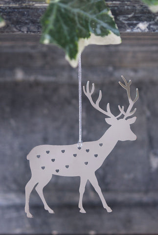 Reindeer Christmas Decoration by Retreat Home Shopping,Gifts Retreat Home