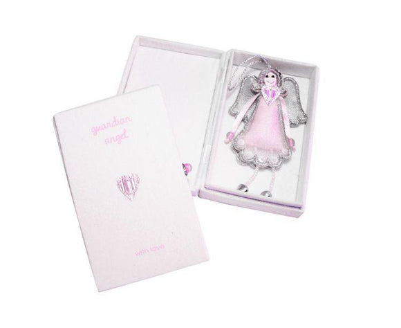Guardian Angel in  outer gift box
