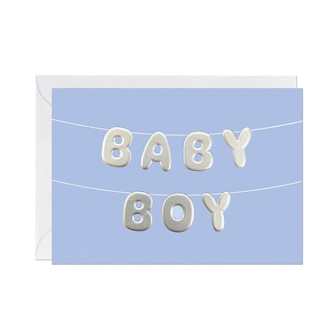 Baby Boy Card Greeting Cards Ricicle Cards