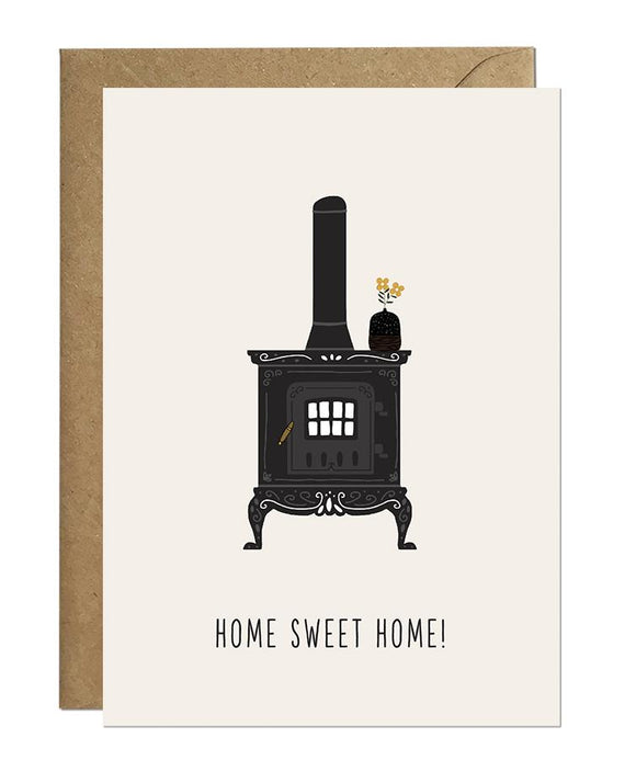 Home Sweet Home Card Greeting Cards Ricicle Cards
