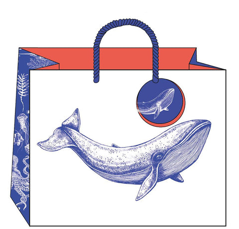 Landscape Ocean Gift Bag by The Artfile Stationery The Artfile