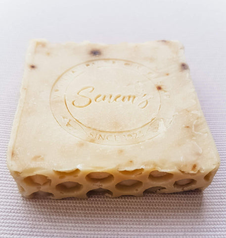 Handmade bee hive natural soap by Senems