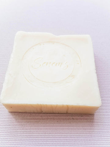 Handmade Argan Oil Soap Bar