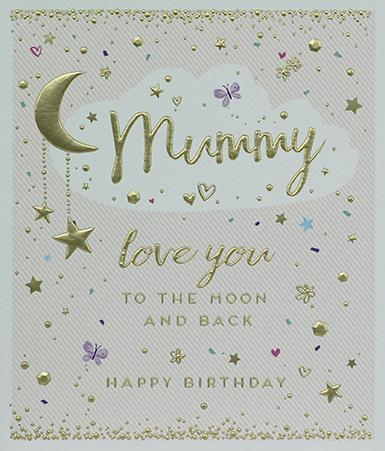 Mummy Birthday Card by Paperlink Greeting Cards Paperlink