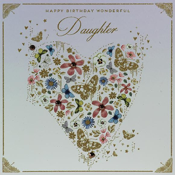 Daughter Happy Birthday Card Greeting Cards Paperlink