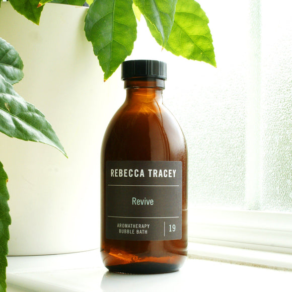 Revive Bubble Bath by Rebecca Tracey Wellbeing Rebecca Tracey