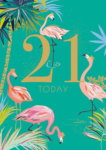 21 Today Greeting Card Greeting Cards The Artfile