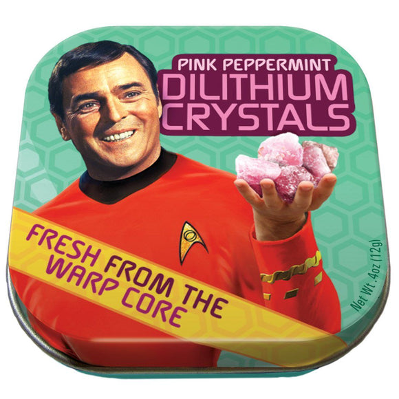 The Unemployed Philosopher's Guild Dilithium Crystal Mints - Ash & Dove