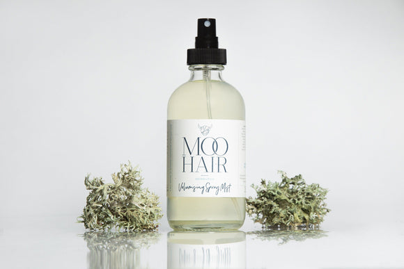 Volumising Spray Mist by Moo Hair Wellbeing Moo Hair