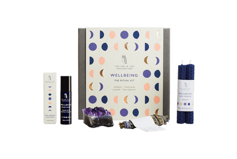 Wellbeing The Ritual Kit Gift Set Shopping,Gifts The Owl and The Apothecary