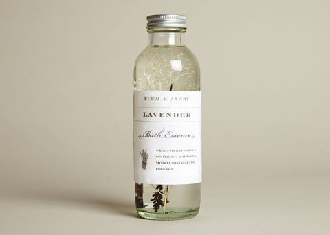 Plum and Ashby Lavender Bath Essence - ash-dove
