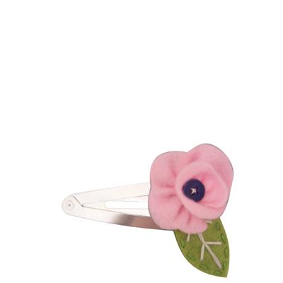 Disaster Designs Hair Clip for Little Girls - ash-dove