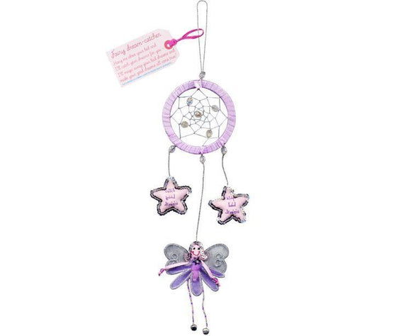 Believe You Can Fairy Dream Catcher - ash-dove