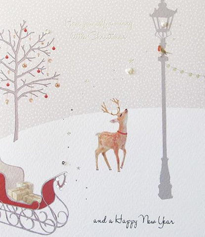 Christmas card - Have yourself a Merry Little Christmas