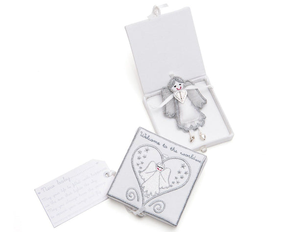 Believe You Can Welcome to the world keepsake box - Ash & Dove
