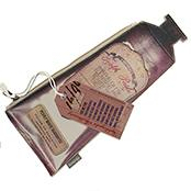 Disaster Designs Apothecary Toothpaste Pouch - ash-dove