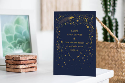 Happy Anniversary Card Greeting Cards The Artfile