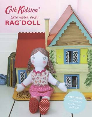 Cath Kidston Sew Your Own Rag Doll - ash-dove