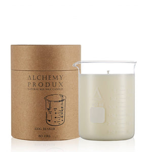 330G Clear Beaker Candle