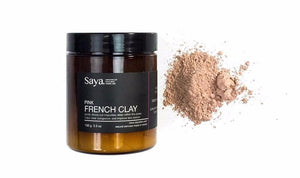 French Pink Clay Mask