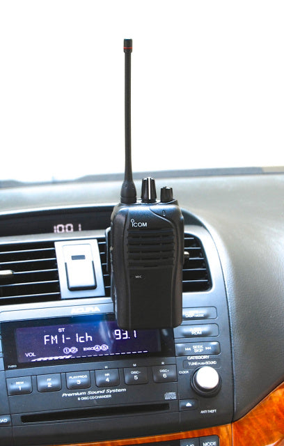 Vent Mount For All Icom Portables