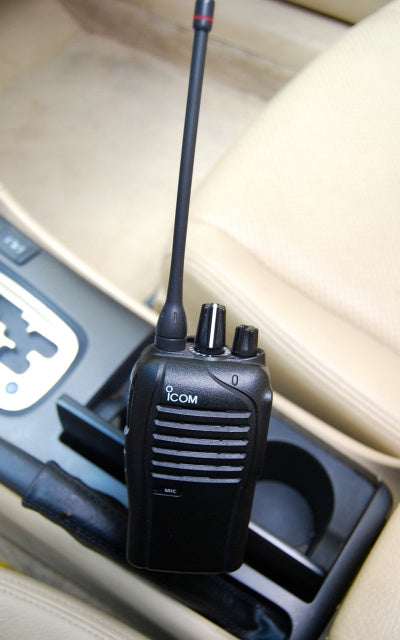 Cup Holder Mount For All Icom Portables