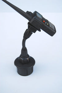Cup Holder Mount For All Yaesu Handhelds