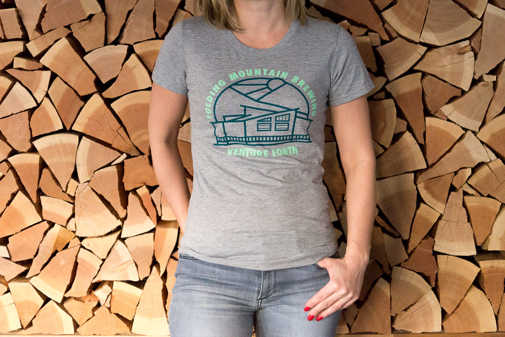 Women's T-Shirt - FMB Building
