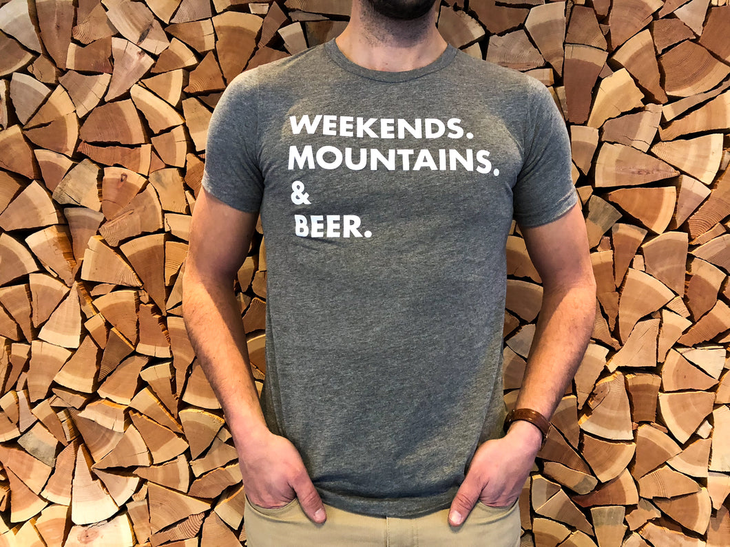 Unisex T-Shirt - Weekends