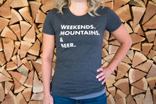 Women's T-Shirt - Weekends