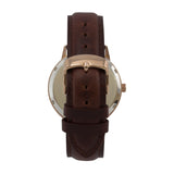 The 41mm Rose gold Frog Brown