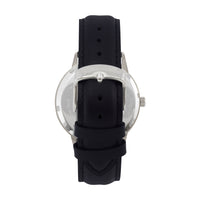 The 41mm Silver Butterfly Black