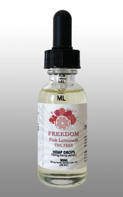 Freedom Hemp Drops