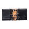 Cloud Black Continental Wallet