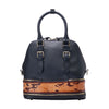 Cloud Blue Small Satchel