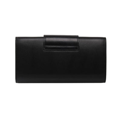 PX (PiXiu) Black Continental Wallet