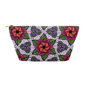 You Color It - Doodle Pattern Pouch