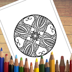 For the Love of Mandalas