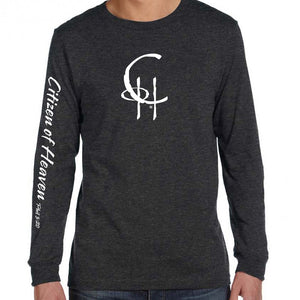 COH Long Sleeve Shirt (Dark Heather Grey)