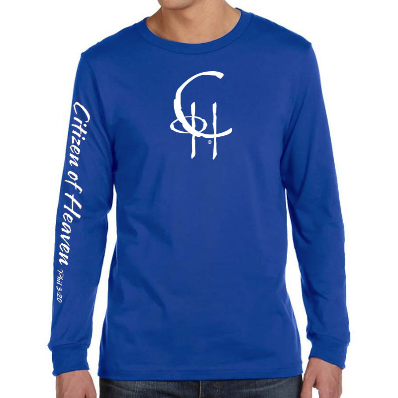 COH Long Sleeve Shirt (Royal Blue)