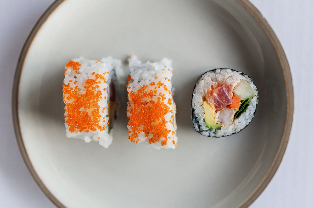 Sushi: A love story.