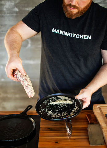 MÄNNKITCHEN T-Shirt  For Men Who Cook