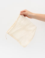 cotton herb bag