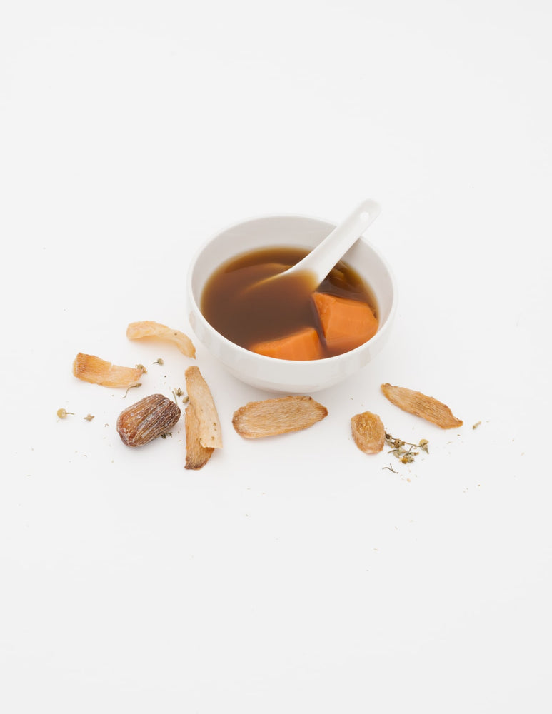 nourish herbal soup