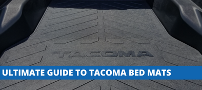 The Ultimate Guide To Toyota Tacoma Bed Mats