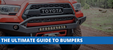 The Ultimate Guide To Toyota Tacoma Bumpers (Front & Rear)