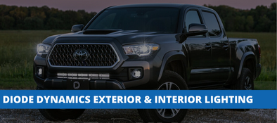 Diode Dynamics Toyota Tacoma Exterior & Interior Lighting Upgrade