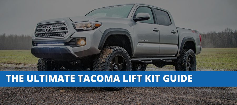 The Ultimate Toyota Tacoma Lift Kit Guide & FAQs – Empyre